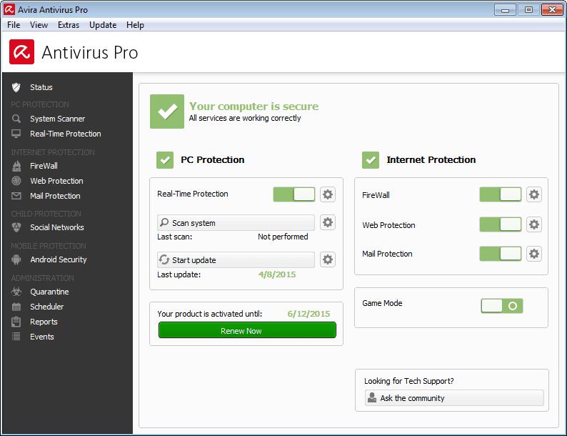 Avira-Free-Antivirus-windows-pc-download