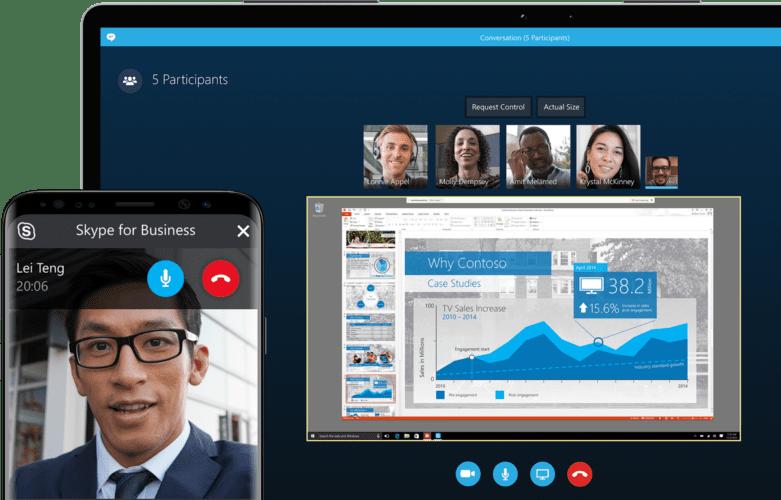 Skype-for-Business-Android-Apk-Téléchargement-gratuit