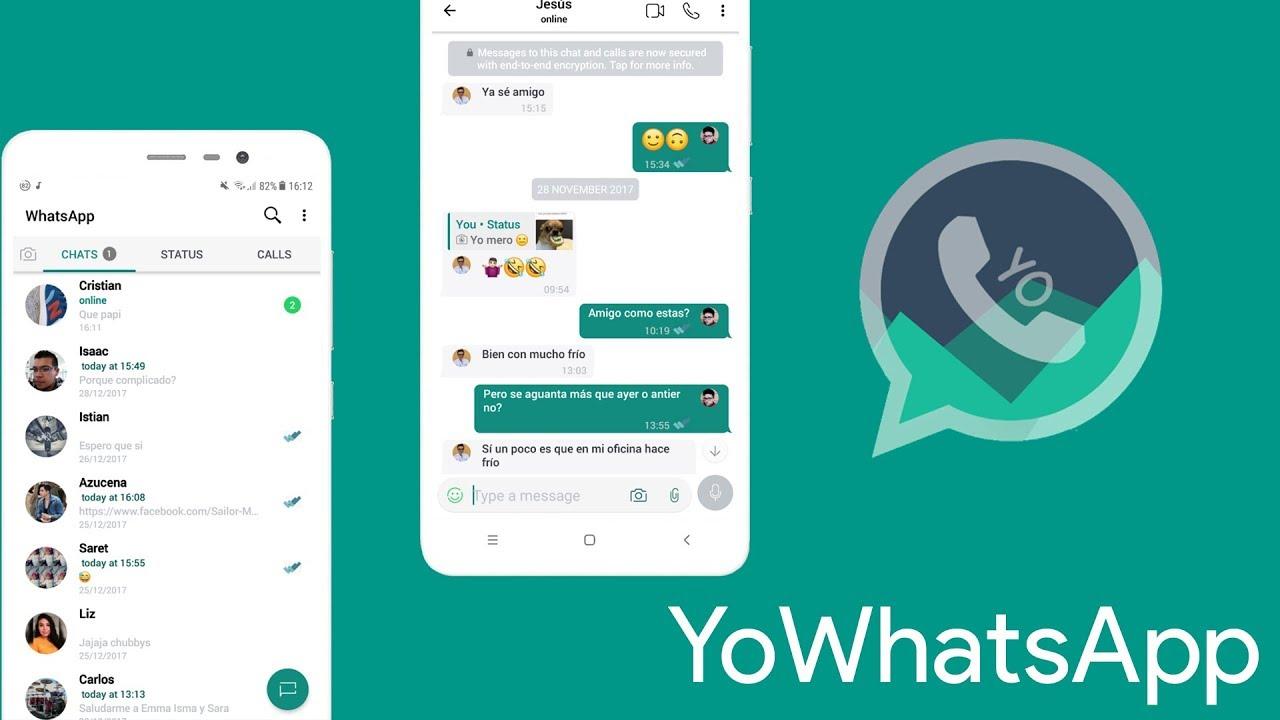 YoWhatsApp-Android-Apk-Téléchargement-gratuit